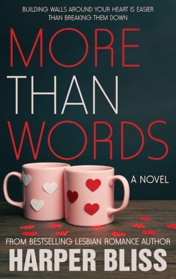 More Than Words (Pink Bean Series – Book 9)